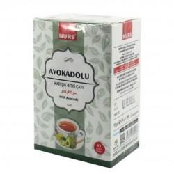 Avokadolu Bitki Çayı