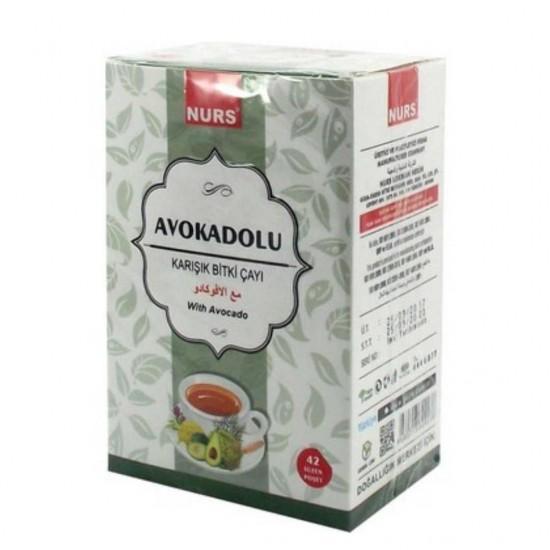 Aktardanal Avokadolu Bitki Çayı