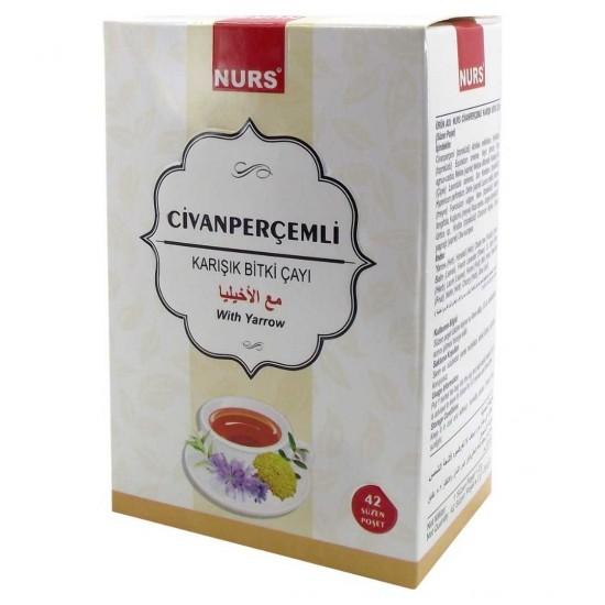 Aktardanal Civanperçemli Bitki Çayı