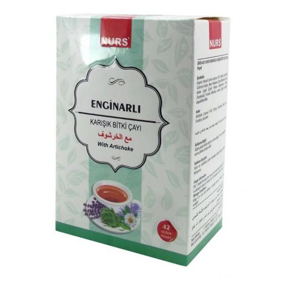 Aktardanal Enginarlı Bitki Çayı