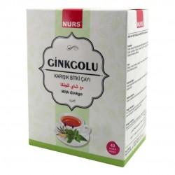 Ginkgolu Bitki Çayı