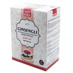 Ginsengli Bitki Çayı