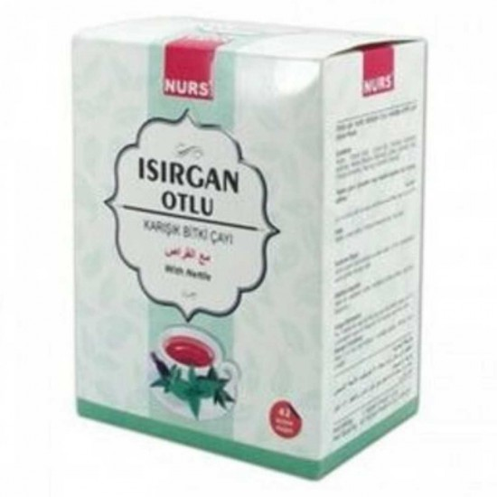 Aktardanal Isırganotlu Bitki Çayı