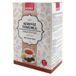 Kereviz Tohumlu Bitki Çayı