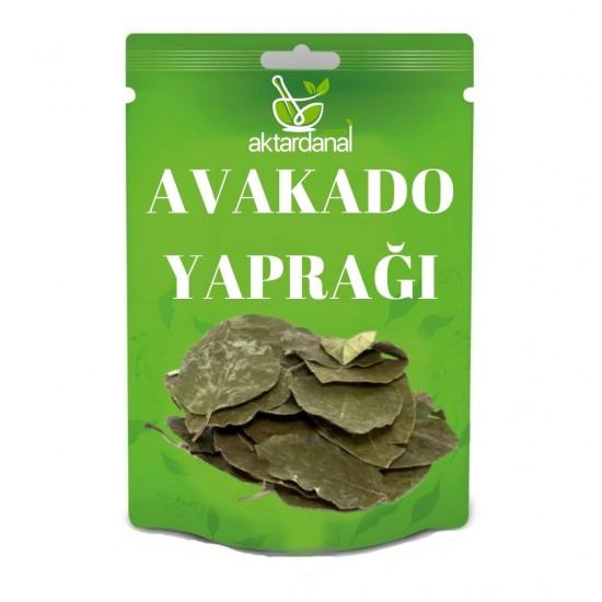 Aktardanal Avokado Yaprağı