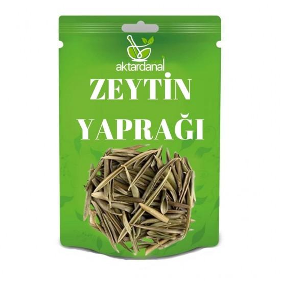 Aktardanal Zeytin Yaprağı