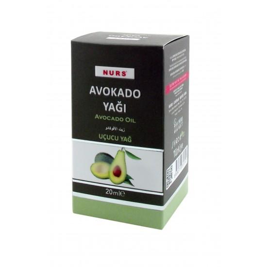 Aktardanal Avokado Yağı