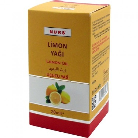 Aktardanal Limon Yağı