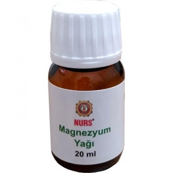 Aktardanal Magnezyum Yağı