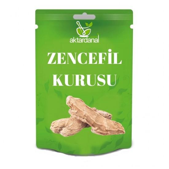 Aktardanal Zencefil Kurusu