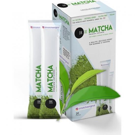 Aktardanal Matcha ( Maça ) Çayı