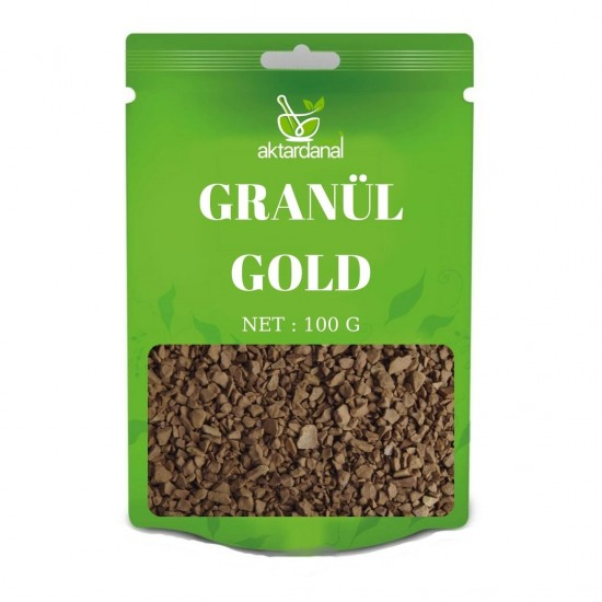 Aktardanal Granül Gold Kahve
