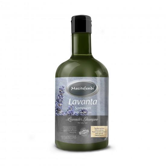 Aktardanal Lavanta Şampuan